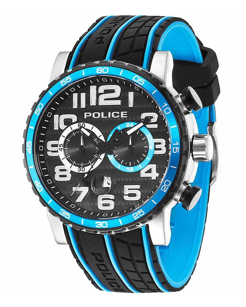 Ρολόι Police Powerslide Mens 14443JSTB-02P   brands police