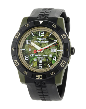 Ρολόι TIMEX Expedition Cameo Black T49848