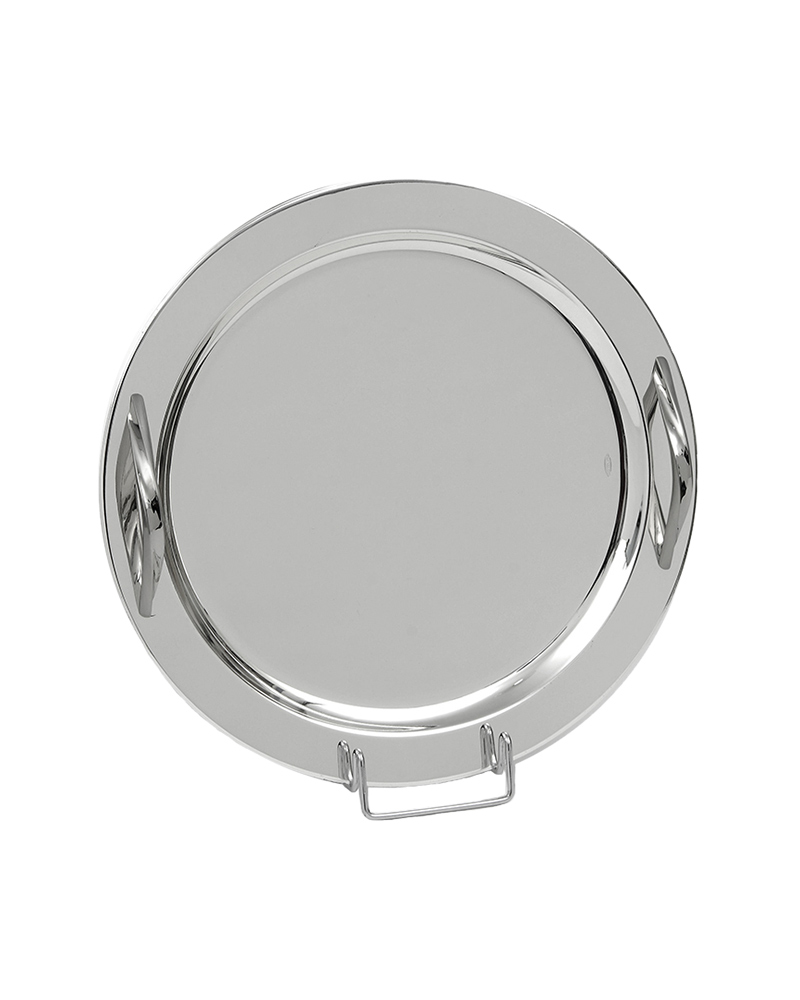 Επάργυρος δίσκος 3080-OMX-B   γαμοσ αντικείμενα γάμου