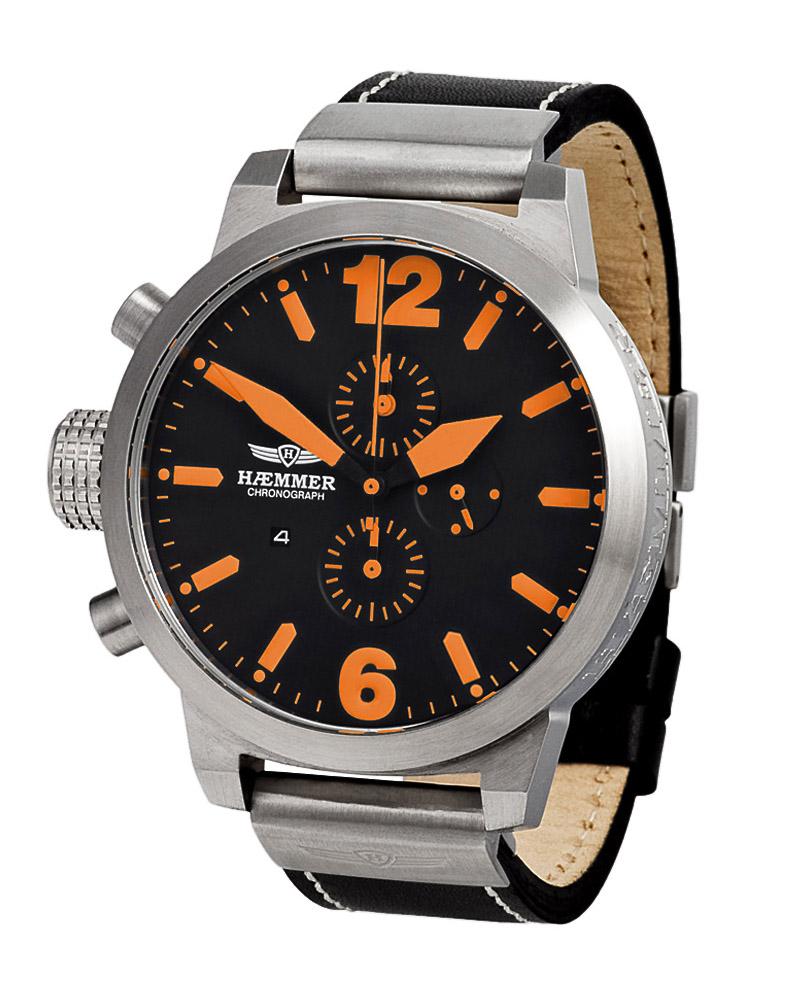 Haemmer Ρολόι Chronograph XXL HC-04   ρολογια haemmer