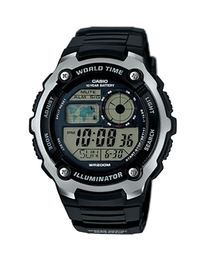Ρολόι CASIO Collection AE-2100W-1AVEF