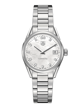 Ρολόι TAG HEUER Carrera Ladies Diamonds WAR1314.BA0778