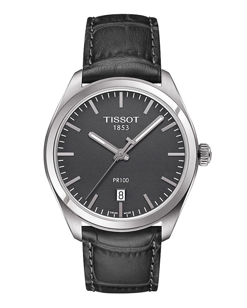 Ρολόι TISSOT T-Classic PR 100 T1014101644100   brands tissot t classic