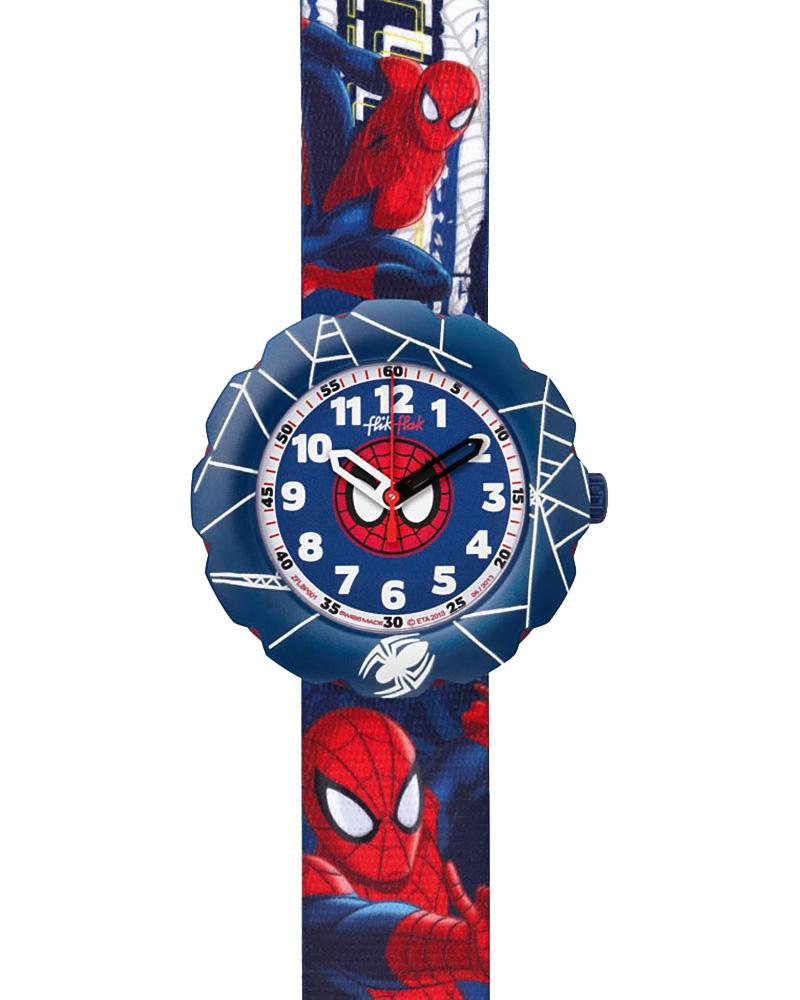 Ρολόι Flik Flak Spiderman ZFLSP001   παιδι παιδικά ρολόγια