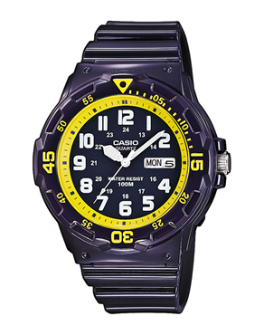 Ρολόι Casio Collection MRW-200HC-2BVEF