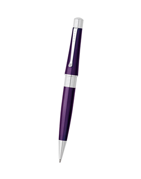 CROSS Beverly Deep Purple Lacquer Ballpoint Pen AT0492S-7
