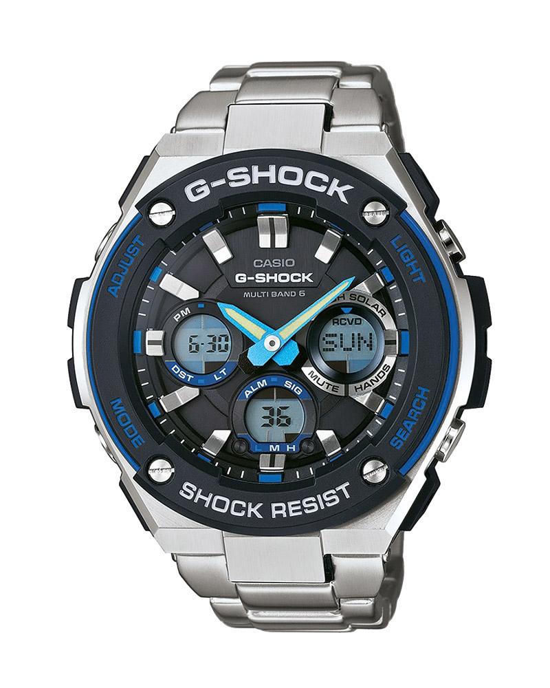 Ρολόι CASIO G-Shock GST-W100D-1A2ER   ρολογια casio