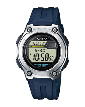 Ρολόι CASIO Collection W-211-2AVES