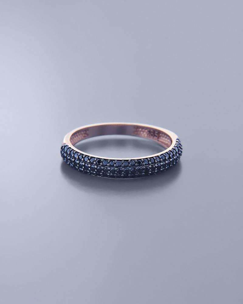 Δαχτυλίδι ροζ χρυσό Κ14 με Ζιργκόν   γαμοσ βέρες γάμου   αρραβώνα βέρες ροζ χρυσές