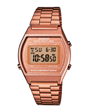 Ρολόι Casio Collection Rose Gold B640WC-5AEF