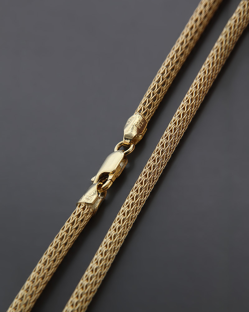 Αλυσίδα λαιμού χρυσή Κ18 55cm   παιδι αλυσίδες λαιμού αλυσίδες χρυσές