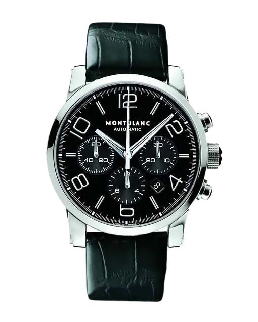 Ρολόι MontBlanc Timewalker Chronograph 09670   ρολογια montblanc