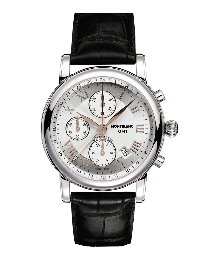 Ρολόι Montblanc Star Chronograph GMT Automatic 36967   ρολογια montblanc