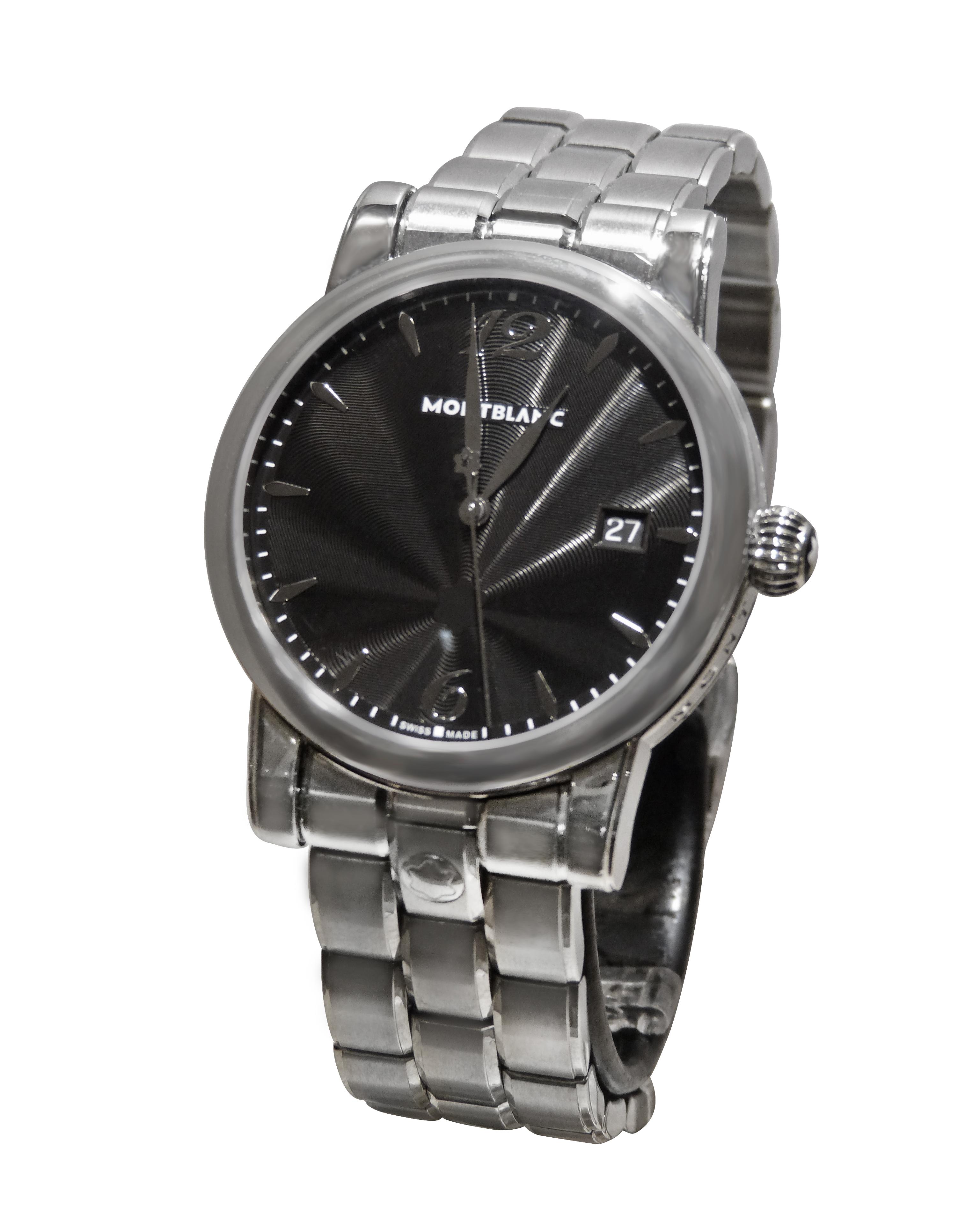 Ρολόι Montblanc Star Automatic 105961   ρολογια montblanc