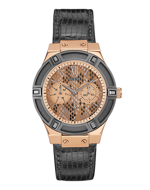 Ρολόι GUESS Multifunction Rose Gold W0289L4