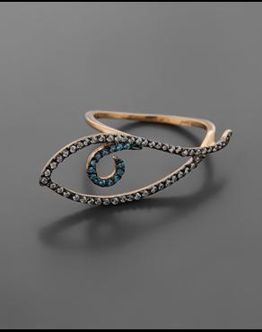 Δαχτυλίδι ροζ χρυσό Κ14 με Ζιργκόν af5cffd2974