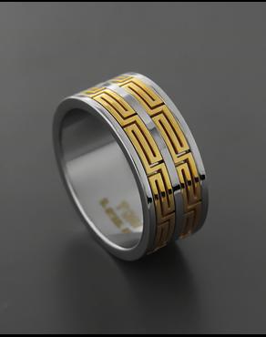 Δαχτυλίδι από ατσάλι ef36f83f0cc