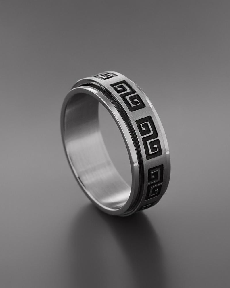 Δαχτυλίδι από ατσάλι   κοσμηματα δαχτυλίδια δαχτυλίδια ανδρικά