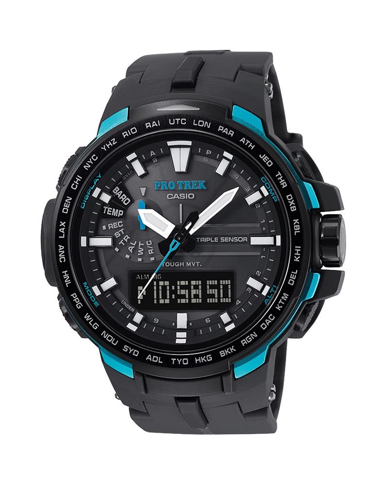 Ρολόι Casio Protrek PRW-6100Y-1AER   ρολογια casio