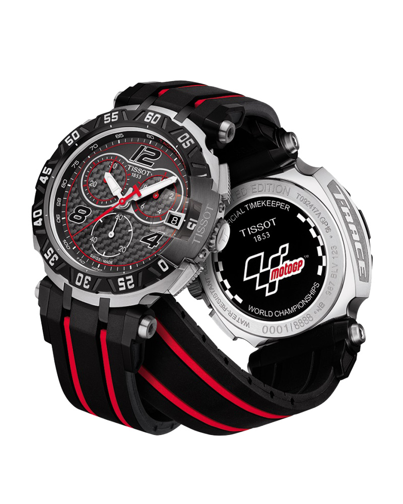 TISSOT T-RACE MOTOGP 2016 QUARTZ CHRONOGRAPH T0924172720700   brands tissot sports