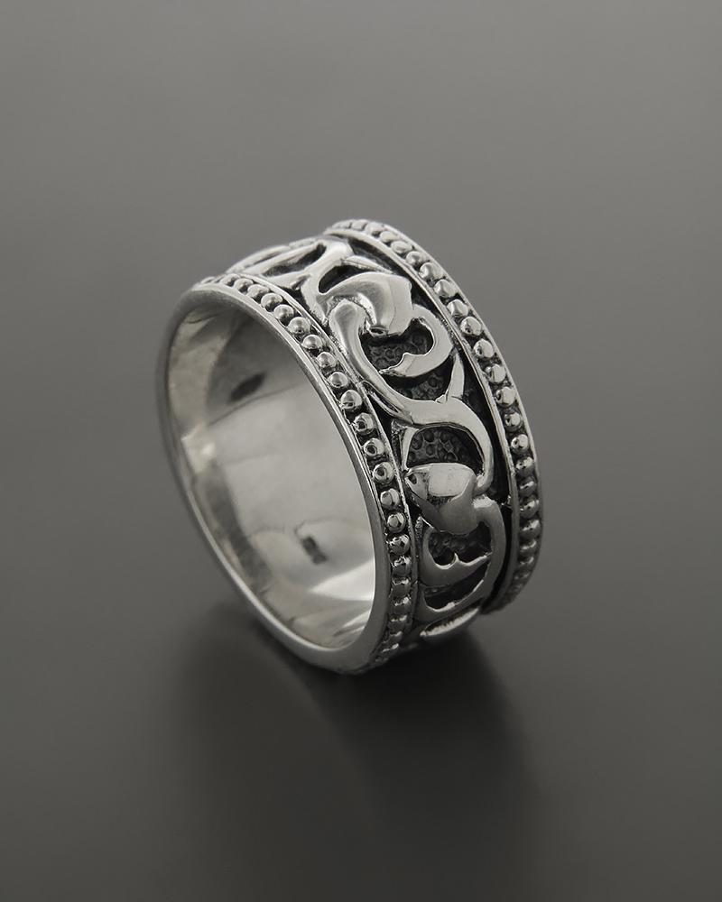 Ανδρικό δαχτυλίδι ασημένιο   κοσμηματα δαχτυλίδια δαχτυλίδια ανδρικά