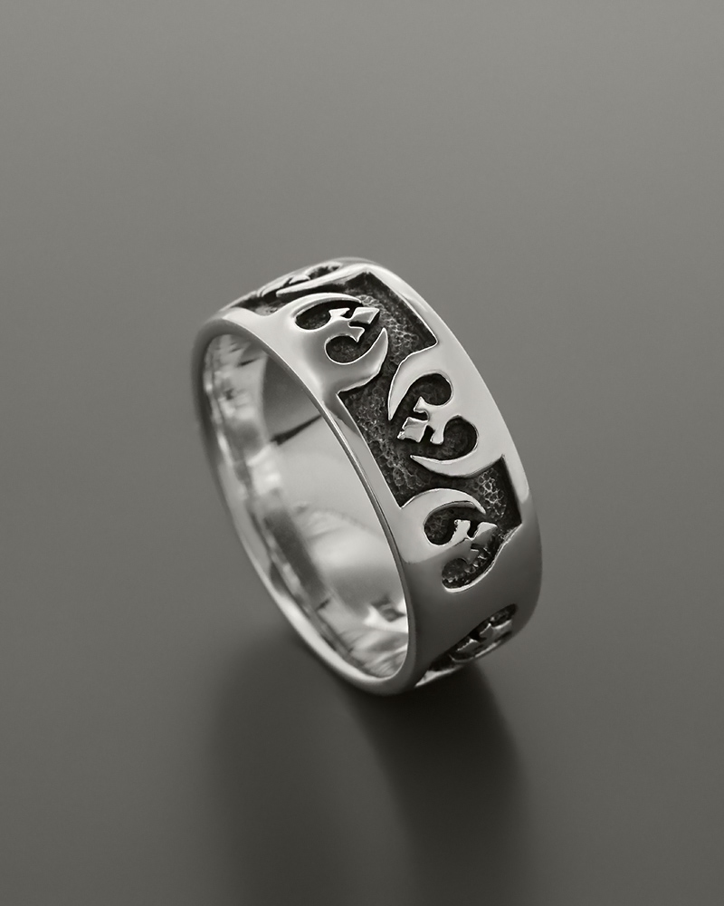 Δαχτυλίδι ασημένιο 925