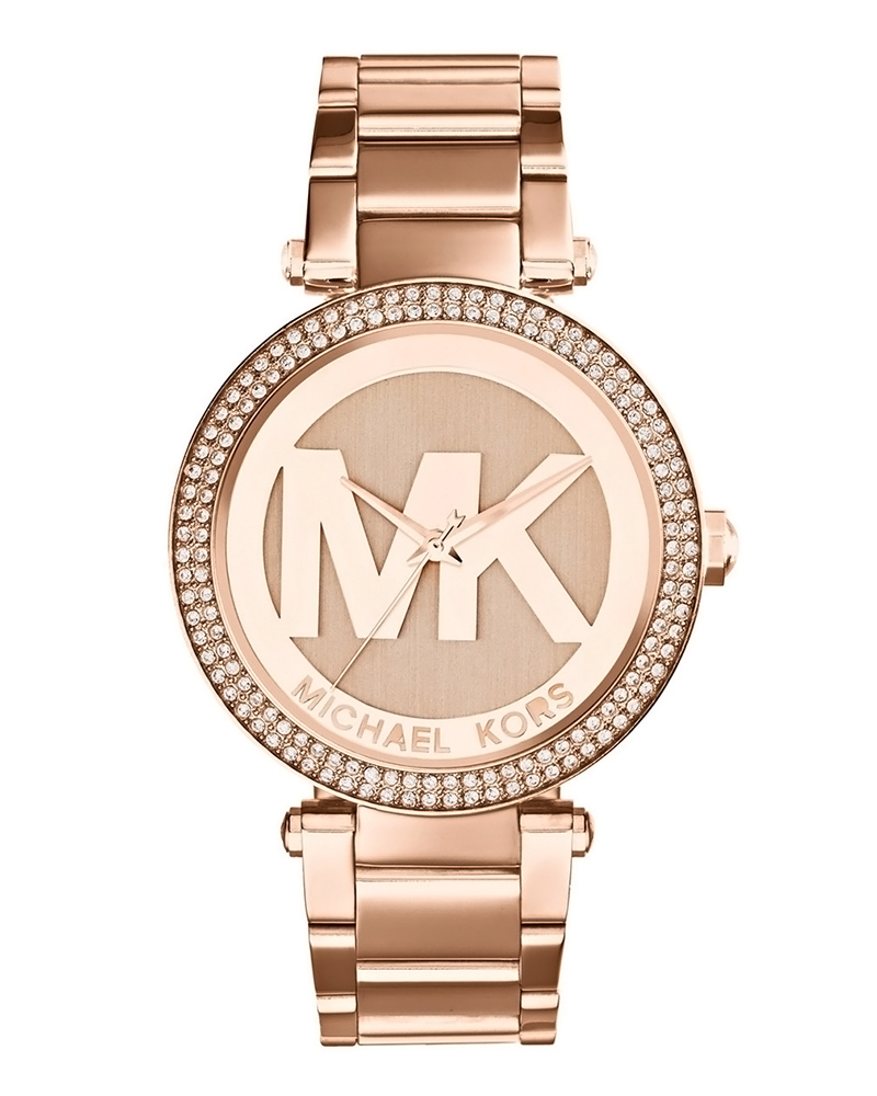 Ρολόι MICHAEL KORS Parker Crystals MK5865   brands michael kors