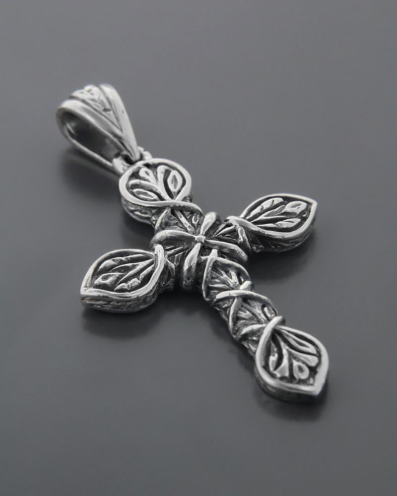Ανδρικός Ασημένιος Σταυρός   κοσμηματα σταυροί σταυροί ανδρικοί