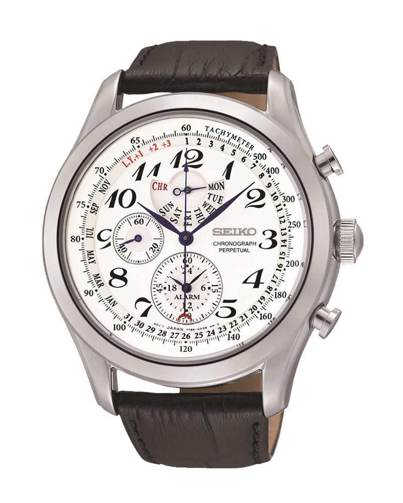 Ρολόι SEIKO Chronograph Perpetual SPC131P1   brands seiko
