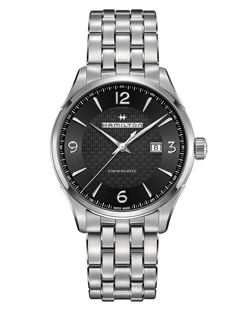 Ρολόι Hamilton Viewmatic H32755131   brands hamilton
