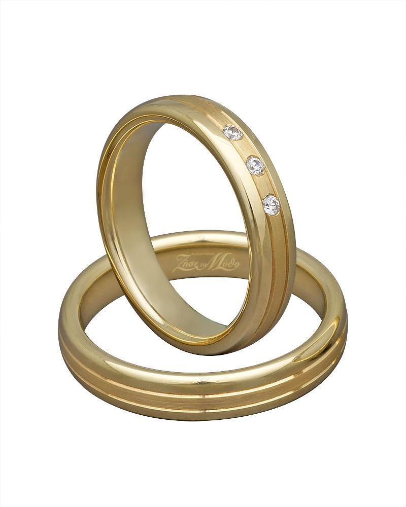 Βέρα χειροποίητη σε χρυσό με διαμάντια XV00297   γαμοσ βέρες γάμου   αρραβώνα βέρες χρυσές