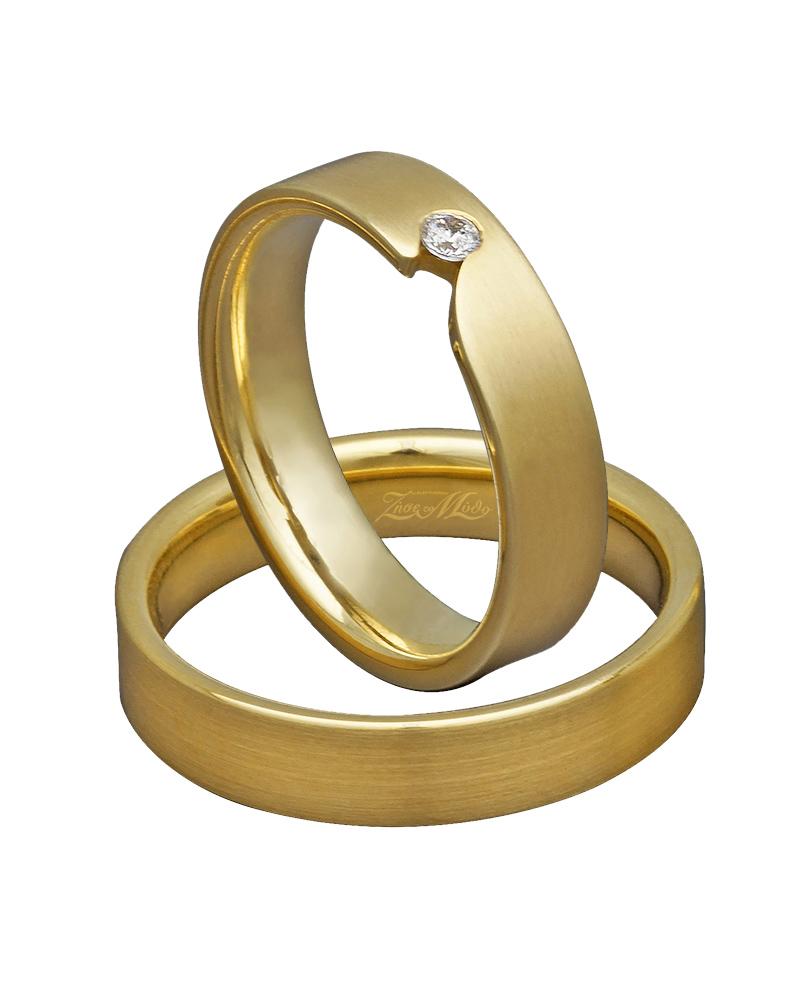 Βέρα χειροποίητη σε χρυσό με διαμάντι XV00284   γαμοσ βέρες γάμου   αρραβώνα βέρες χρυσές