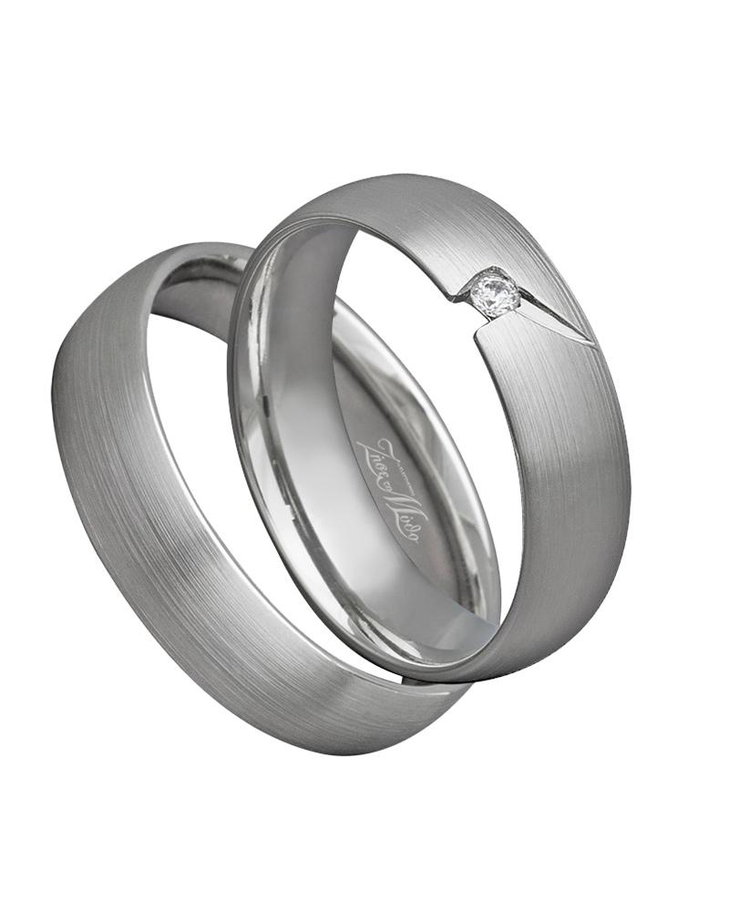 Χειροποίητη βέρα λευκόχρυση κ14 με διαμάντια XV00313   γαμοσ βέρες γάμου   αρραβώνα βέρες λευκόχρυσες