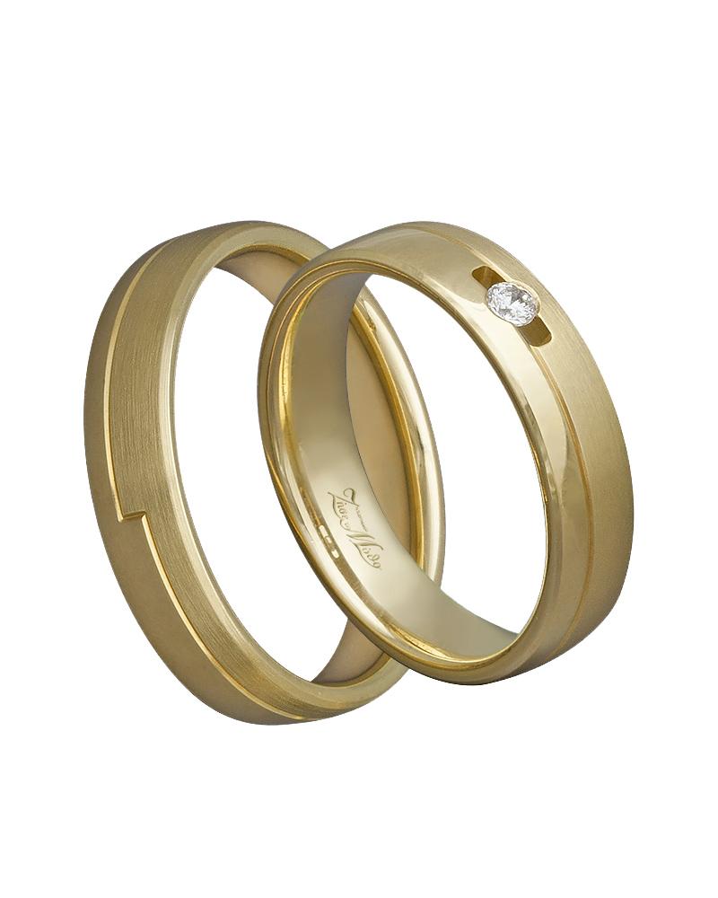 Χειροποίητη βέρα χρυσή κ14 με διαμάντι XV00349   γαμοσ βέρες γάμου   αρραβώνα βέρες χρυσές