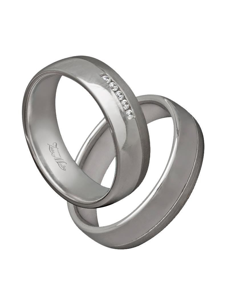 Βέρα χειροποίητη κ14 σε λευκόχρυσο με μαύρο πλατίνωμα XV00371   γαμοσ βέρες γάμου   αρραβώνα βέρες δίχρωμες