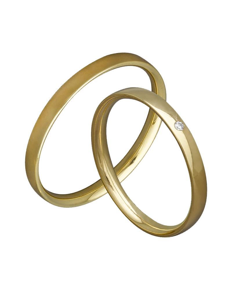 Βέρα χειροποίητη K14 σε χρυσό XV00342   γαμοσ βέρες γάμου   αρραβώνα βέρες χρυσές