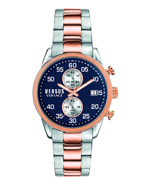 Ρολόι Versus Versace V-Shoreditch Chronograph Two Tone S66030016