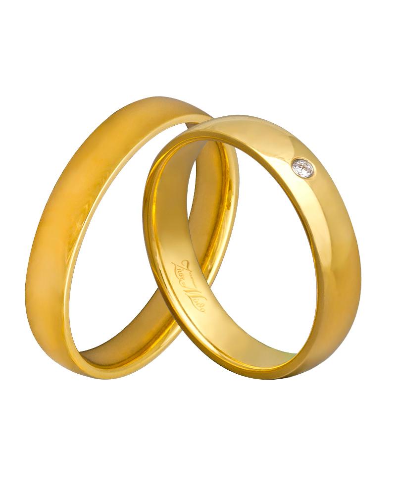 Βέρα χειροποίητη K14 χρυσή XV00415   γαμοσ βέρες γάμου   αρραβώνα βέρες χρυσές