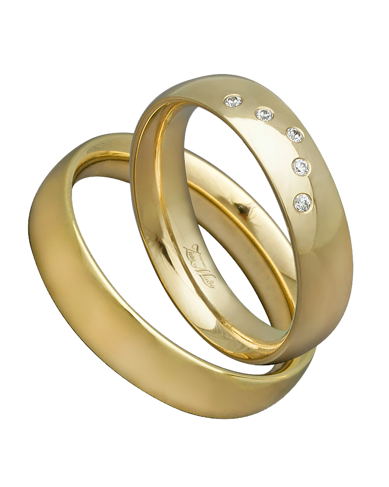 Βέρα χειροποίητη K14 χρυσή XV00360   γαμοσ βέρες γάμου   αρραβώνα βέρες χρυσές