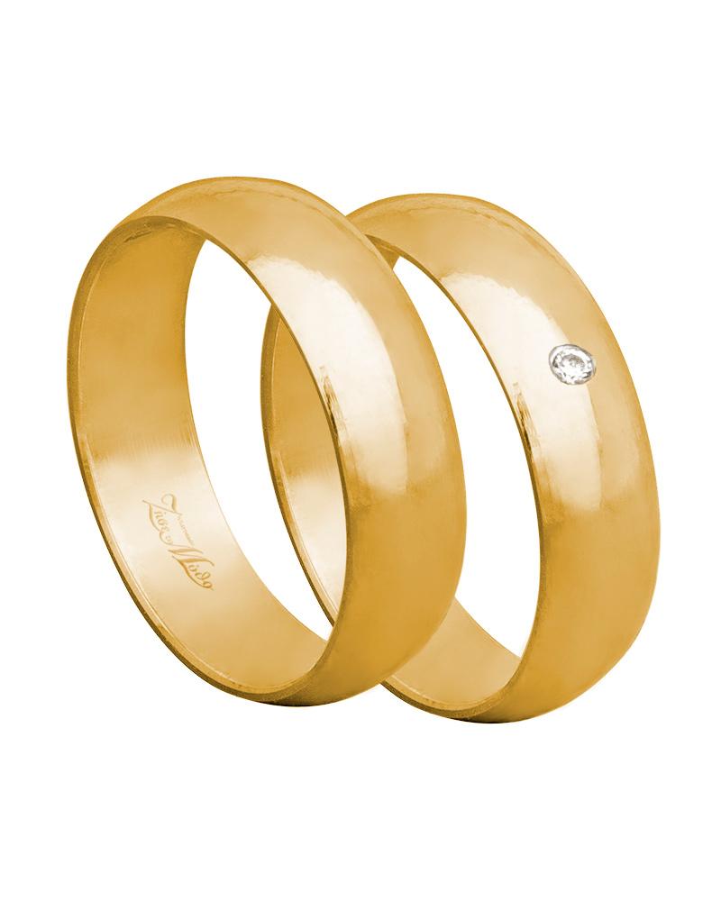 Βέρα χειροποίητη K14 χρυσή XV00623   γαμοσ βέρες γάμου   αρραβώνα βέρες χρυσές