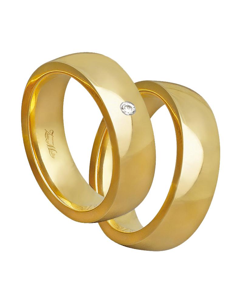 Βέρα χειροποίητη K14 σε χρυσό XV00546   γαμοσ βέρες γάμου   αρραβώνα βέρες χρυσές