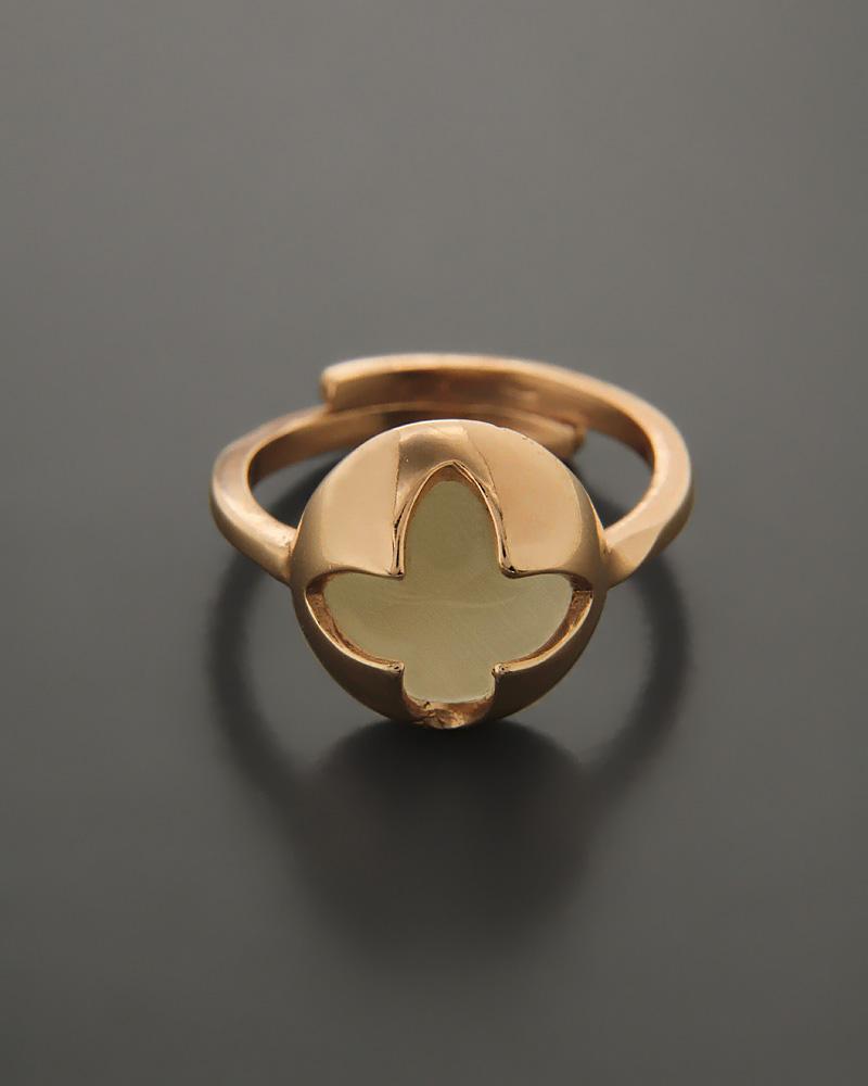 Δαχτυλίδι Ασημένιο με Quartz   γυναικα δαχτυλίδια δαχτυλίδια fashion
