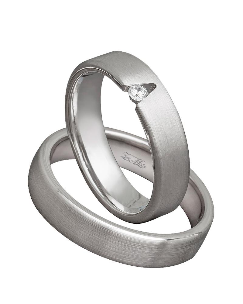 Βέρα χειροποίητη K14 σε λευκόχρυσο XV00516   ζησε το μυθο βέρες γάμου   αρραβώνα βέρες λευκόχρυσες