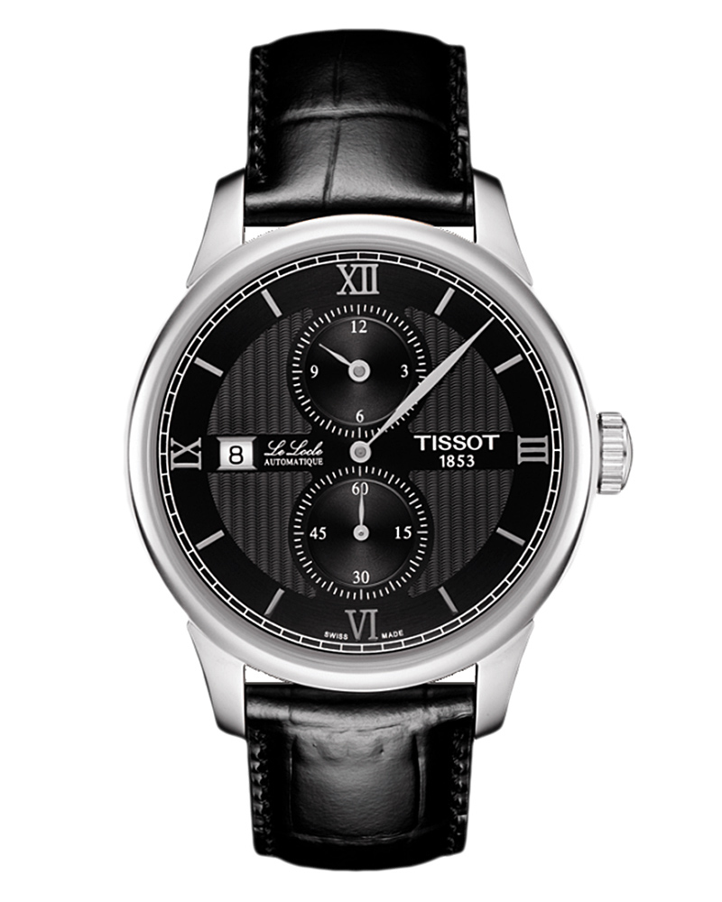 Ρολόι TISSOT T-Class Le Locle Automatic RegulateurT0064281605802   brands tissot t classic