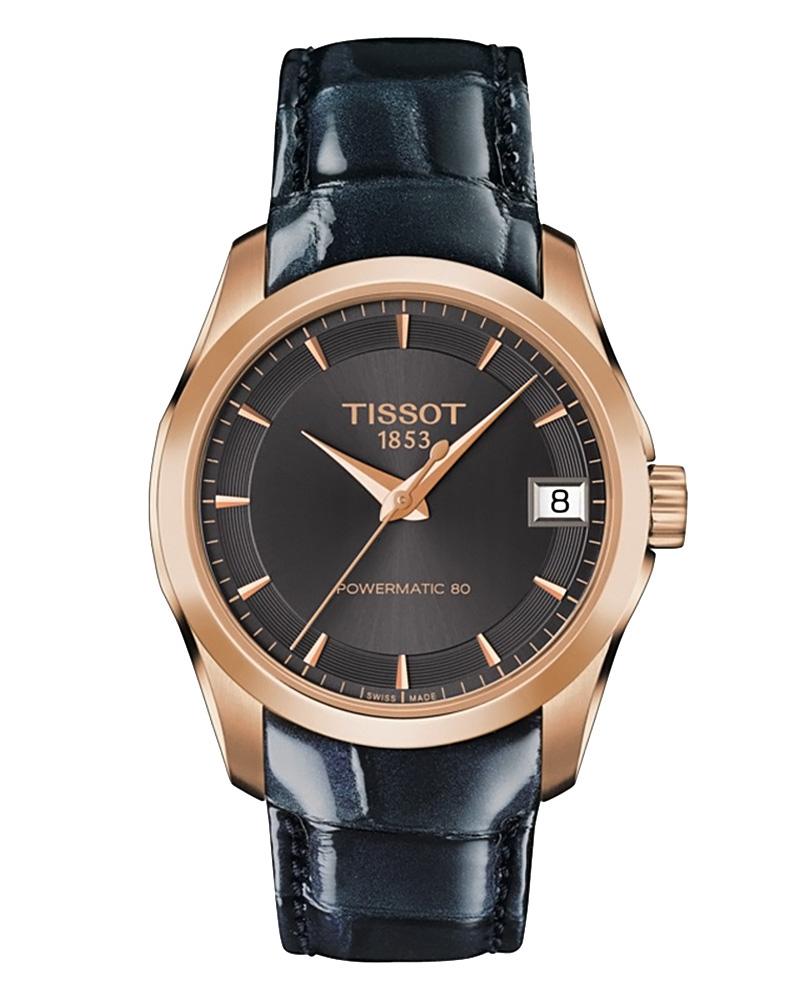 Ρολόι TISSOT T-Classic Couturier Powermatic 80 T0352073606100   brands tissot t classic