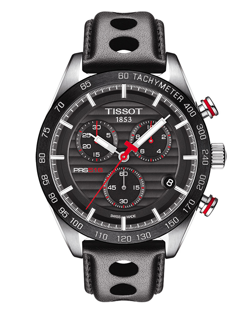 Ρολόι TISSOT T-Sport PRS 516 T1004171605100   brands tissot t sport
