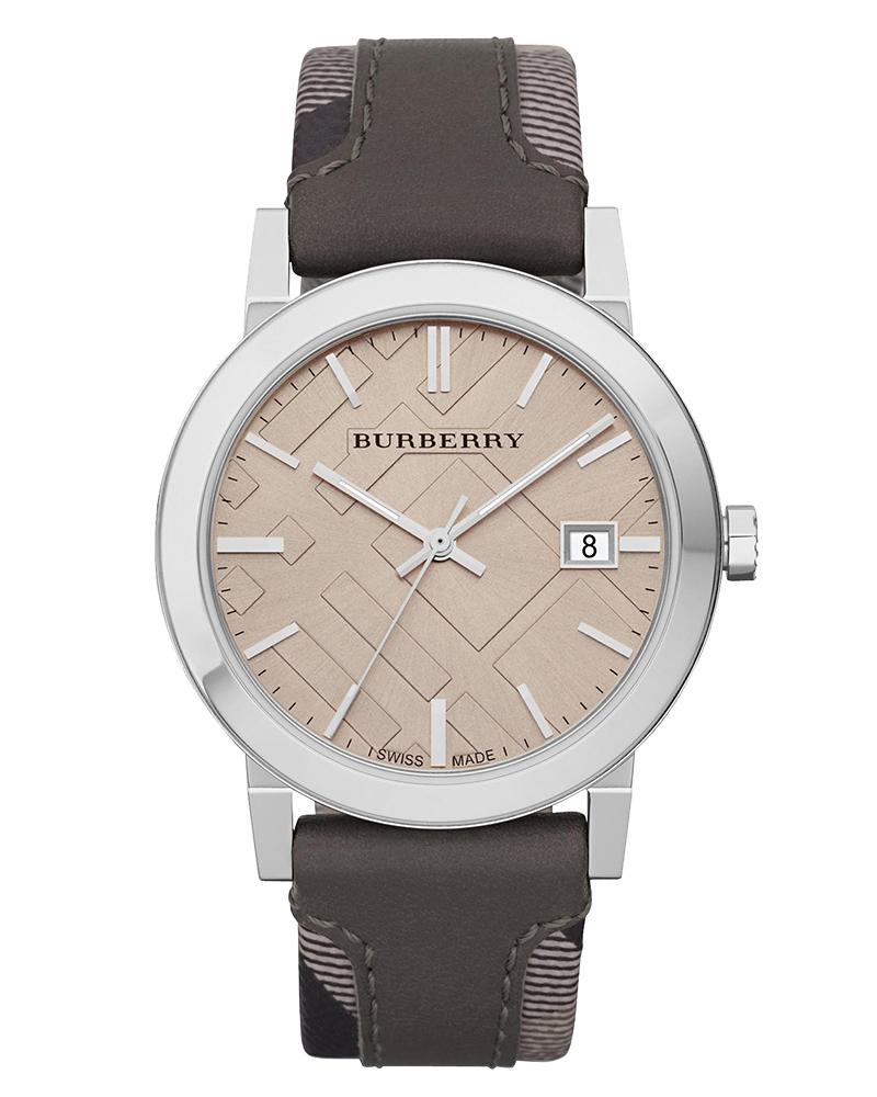 Ρολόι BURBERRY Large Check BU9020   ρολογια burberry