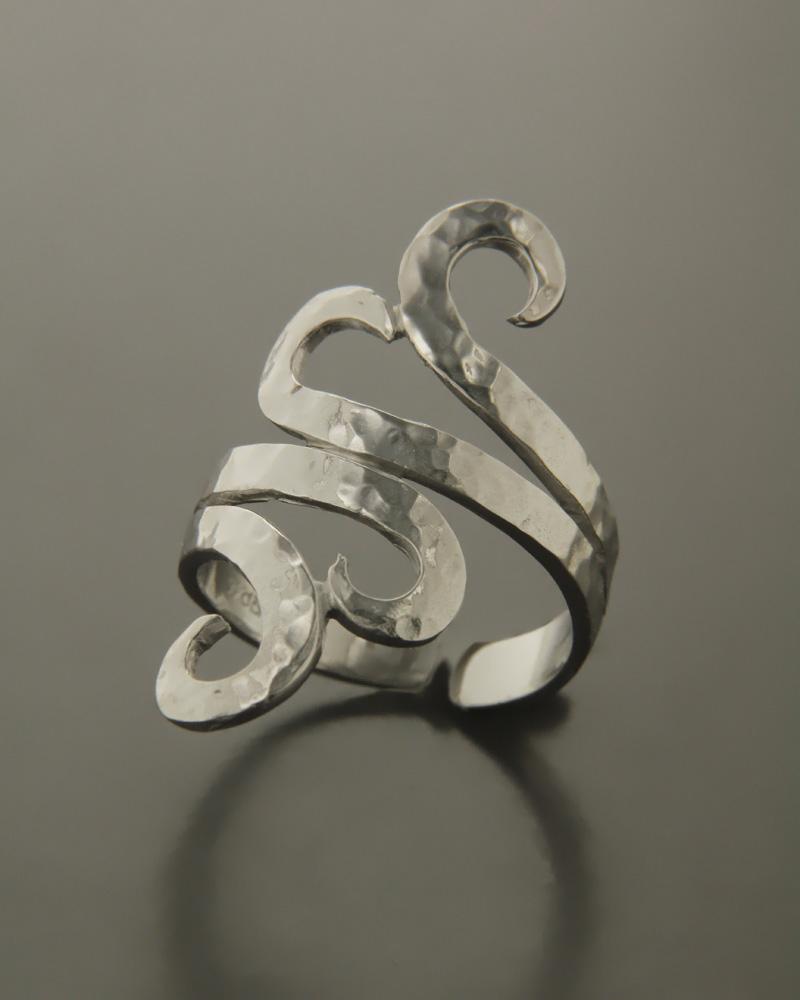 Fashion Δαχτυλίδι ασημένιο   γυναικα δαχτυλίδια δαχτυλίδια ασημένια