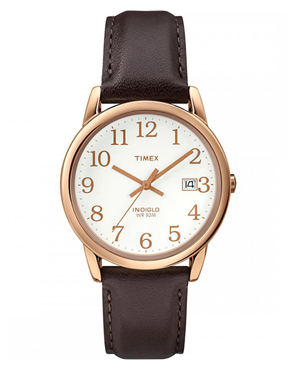 Ρολόι TIMEX Rose Gold Brown T2P563