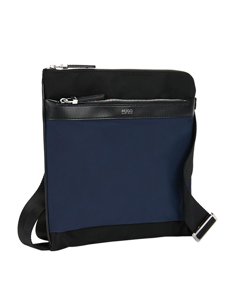 Hugo Τσάντα Ώμου Digital L_S zip env 50311995   δωρα είδη ταξιδιού   σακίδια